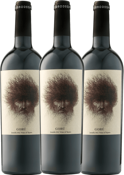 3er Paket Goru Jumilla DO 2019 - Ego Bodegas