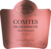 Vorschau: Comtes de Champagne Rosé 2007 - Champagne Taittinger