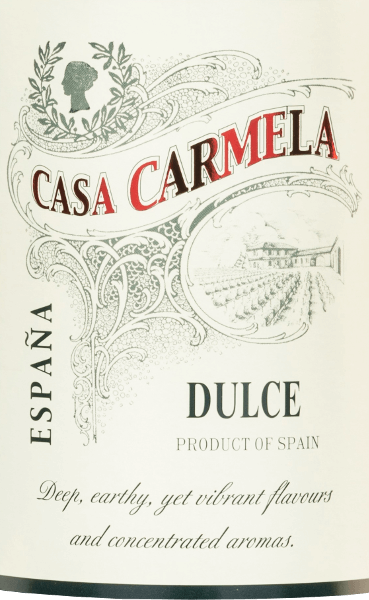 Casa Carmela Dulce Tinto DO 2019 - Bodegas Castaño von Bodegas Castaño