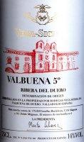 Vorschau: Valbuena 5° Ribera del Duero DOCa 2014 - Vega Sicilia