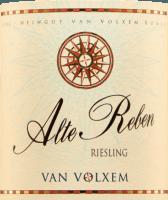 Vorschau: Van Volxem Riesling Alte Reben 2018 - Weingut Van Volxem