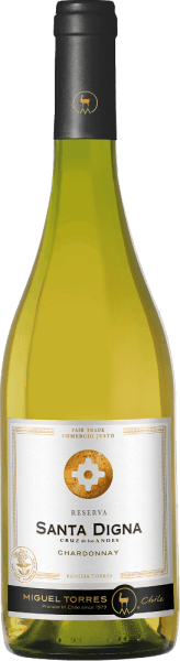 Santa Digna Chardonnay Reserva 2019 - Miguel Torres Chile