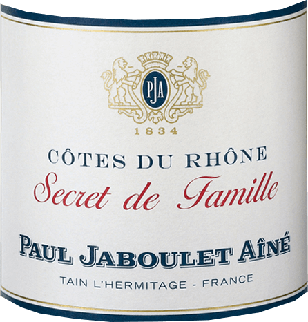 Secret de Famille Rouge Côtes du Rhône 2018 - Paul Jaboulet Aîné von Paul Jaboulet