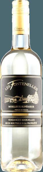 Bergerac Moelleux Superieur 2018 - Château les Fontenelles
