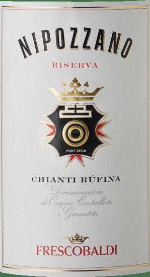 Nipozzano Chianti Rufina Riserva DOCG 2016 - Frescobaldi von Castello Nipozzano - Frescobaldi
