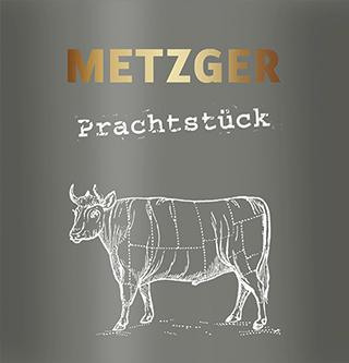 Prachtstück Weißburgunder Chardonnay KuhbA trocken 2019 - Weingut Metzger von Weingut Metzger