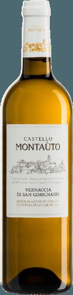 Vernaccia di San Gimignano DOCG 2018 - Castello di Montaùto