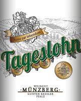 Vorschau: Tageslohn Riesling trocken 2018 - Weingut Münzberg