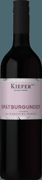 Spätburgunder feinherb 2018 - Weingut Kiefer
