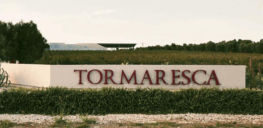 Tormaresca Cantina