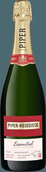 Champagner Essentiel Cuvée Réservée Extra Brut - Piper-Heidsieck