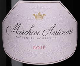 Marchese Antinori Rosé Franciacorta DOCG - Tenuta Montenisa von Tenuta Montenisa Marchese Antinori