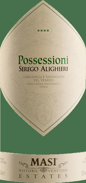 Possessioni Bianco del Veneto IGT 2019 - Serego Alighieri von Serègo Alighieri