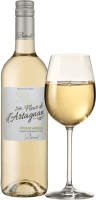 Vorschau: Fleur de d'Artagnan Blanc Côtes de Gascogne 2020 - Plaimont