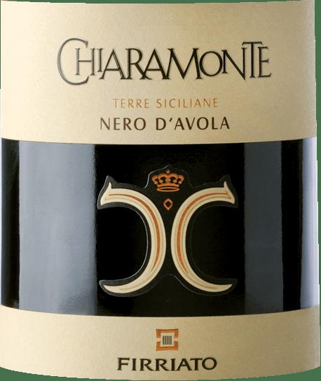 Chiaramonte Nero d'Avola Sicilia IGT 2017 - Firriato von Firriato