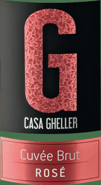 Cuvée Brut Rosé Spumante - Casa Gheller von Casa Gheller
