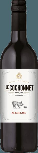 Le Cochonnet Merlot Pays d'Oc I.G.P. 2019 - Vignerons de la Vicomté
