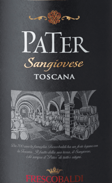 Pater Sangiovese di Toscana IGT 2018 - Frescobaldi von Frescobaldi