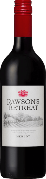 Merlot 2019 - Rawson's Retreat