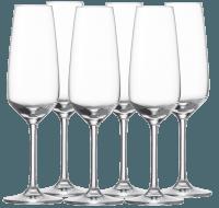 6 Gläser - Sektglas Taste - Schott Zwiesel