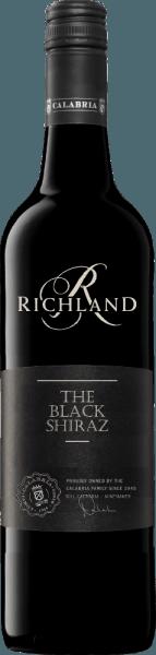 Richland Black Shiraz 2019 - Calabria Family Wines