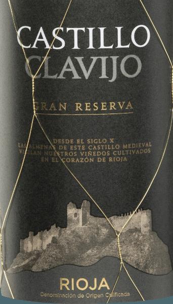 Castillo de Clavijo Gran Reserva DOC 2011 - Criadores de Rioja von Criadores de Rioja