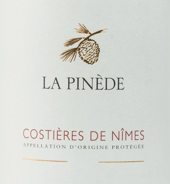 La Pinède Costières de Nîmes AOC 2018 - Picard Vins & Spiritueux von Picard Vins & Spiritueux