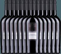 12er Vorteils-Weinpaket - Primitivo di Manduria DOC 2017 - Conte di Campiano