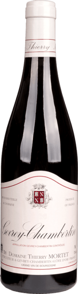 Gevrey Chambertin Rouge 2016 - Domaine Thierry Mortet