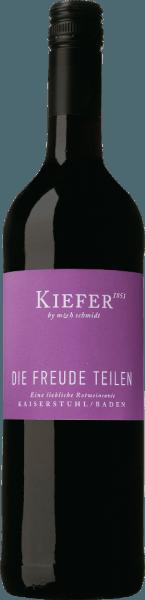 Die Freude teilen 2018 - Weingut Kiefer
