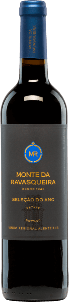 Seleção do Año Tinto 2018 - Monte da Ravasqueira