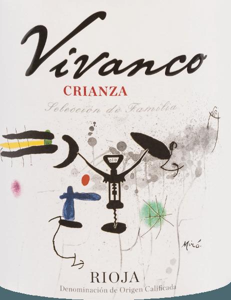 Crianza Rioja DOCa 2016 - Vivanco von Dinastia Vivanco