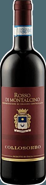 Der Rosso di Montalcino DOC von Collosorbo zeigt sich im Glas in einem herrlichen Rubinrot und mit den wunderbaren Fruchtaromen von reifen Kirschen und Waldbeeren. Dazu gesellt sich ein dezenter Hauch von Schokolade. Dieser Rotwein aus der Toskana ist ein frischer und samtiger Wein, welcher über eine lebhafte Säure verfügt. Ein eleganter Wein mit einer bemerkenswerten Struktur und Beständigkeit. Vinifikation für den Rosso di Montalcino DOC von Collosorbo Nach der Handlese wurden die Trauben für diesen Sangiovese bei kontrollierter Temperatur fermentiert und auf der Schale mazeriert. Die Reifung dieses Rotweines erfolgte in slavonischen und französischen Eichenfässern für etwa 12 Monate mit einer weiteren Lagerung in der Flasche für mindestens 6 Monate. Speiseempfehlung für den Rosso di Montalcino DOC von Collosorbo Genießen Sie diesen trockenen Rotwein zu Pasta mit Tomatensauce, zarten Gerichten von Schwein und Rind oder zu Weich-und Hartkäse.