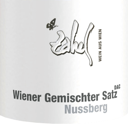 Wiener Gemischter Satz Nussberg 2019 - Zahel von Weingut Zahel
