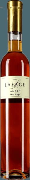 Ambré Hors d'Age Rivesaltes AOC - Domaine Lafage