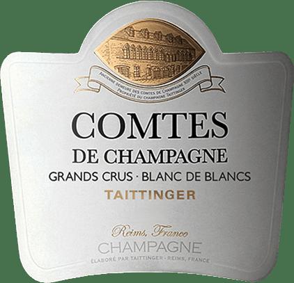 Der Comtes de Champagne Blanc de Blancs von Champagne Taittinger ist ein erstklassiger, ausdrucksvoller Schaumwein, der ausschließlich aus der Rebsorte Chardonnay vinifiziert wird. Im Glas besticht dieser Champagner durch seine glänzend hellgoldene Farbe mit leuchtend grünen und nahezu fluoreszierenden Reflexen. Feinste Perlenschnüre steigen unablässig auf. Dieser Champagner lässt ein betont frisches Bouquet erkennen. Duftige Aromen nach weißen Blüten gehen einher mit mineralischen Anklängen und saftigen Birnen sowie Sultaninen - untermalt von einem dezenten Hauch Anis. Ausdrucksvoll und mit enormer Kraft präsentiert sich dieser Schaumwein dem Gaumen. Neben lebendiger Zitrusfrucht sind feine, leicht röstige Aromen von karamellisierter Grapefruit und salzig-mineralische Noten zu schmecken. Der lange Nachhall wird von einer schönen Fülle und einer frischen Säure gekrönt. Der Comtes de Champagne Blanc de Blancs ist die perfekte Kombination aus Finesse, Intensität, Frische und Harmonie. Einfach ein ausgezeichneter Champagner für wunderbar einzigartige Momente. Vinifikation des Blanc de Blancs Comtes de Champagne Für diesen herrlichen Schaumwein werden ausschließlich streng selektierte Chardonnay-Trauben aus denfünf Grand- Cru-Lagen der Côte des Blancs verwendet. Die Lese erfolgt nur von Hand und das Lesegut noch in den Weinbergen im Ganzen sanft gepresst. Nur der feine Most nach der Erstpressung wird für diesen Champagner verwendet. Die Moste werden zügig im Edelstahltank vergoren. Für kurze Zeit reifen ca. 5% dieses Weins für 4 Monate in neuen Eichenfässern. Danach werden die gereiften und ungereiften Weine zu einer Grundwein-Cuvée vermählt. Unter Zugabe der Fülldosage (Hefe und Zucker) wird der Grundwein in Flaschen gefüllt und in den tiefen Kreidestollen von Taittinger für mindestens zur Reife gelegt. Durch regelmäßiges Rütteln und Drehen mit der Hand sammelt sich allmählich die Hefe, die sich anfangs am Boden befand, im Flaschenhals. Abschließend wird dieser Champag