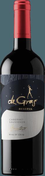 De Gras Cabernet Sauvignon Reserva 2018 - Viña MontGras