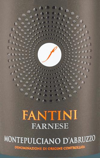 Fantini Montepulciano d'Abruzzo DOC 2018 - Farnese Vini von Farnese Vini