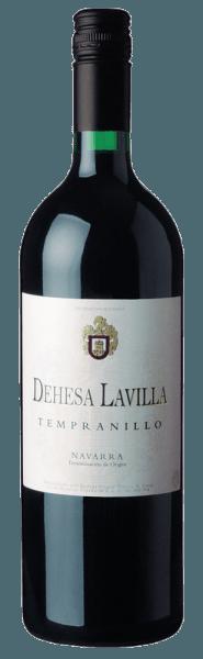Dehesa Lavilla Tempranillo Navarra DO 2018 1,0 l - Bodegas Alconde