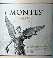 Vorschau: Sauvignon Blanc Reserva 2019 - Montes
