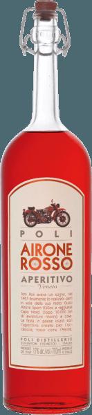 Airone Rosso Aperitivo - Jacopo Poli