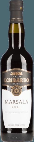 Fine IP Semi-Secco Marsala DOC - Cantine Lombardo Marsala