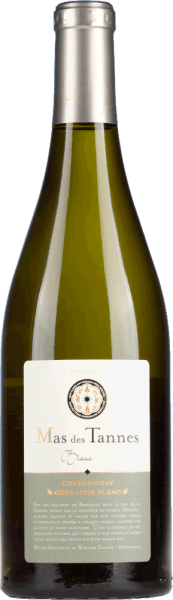 Classique Blanc Bio 2019 - Mas de Tannes