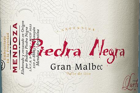 Gran Malbec 2014 - Bodega Piedra Negra von Bodega Piedra Negra