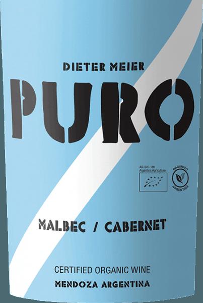 Puro Malbec Cabernet Mendoza 2018 - Dieter Meier von Dieter Meier