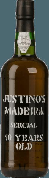 Sercial 10 Years Old - Vinhos Justino Henriques von Vinhos Justino Henriques