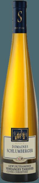 Gewürztraminer Réserve Cuvée Christine 2017 - Domaines Schlumberger