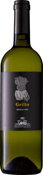 Grillo Sicilia DOC 2019 - Sallier de la Tour von Sallier de La Tour