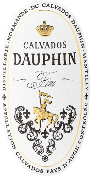 Fine Pays d'Auge AOC - Calvados Dauphin von Calvados Dauphin