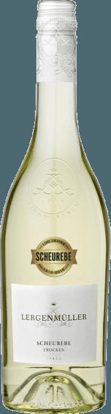 Scheurebe trocken 2019 - Lergenmüller